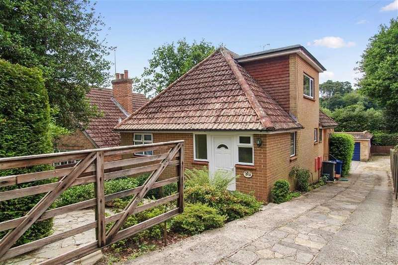 3 Bedrooms Chalet House for sale in Woodlands Lane, Haslemere, Surrey, GU27