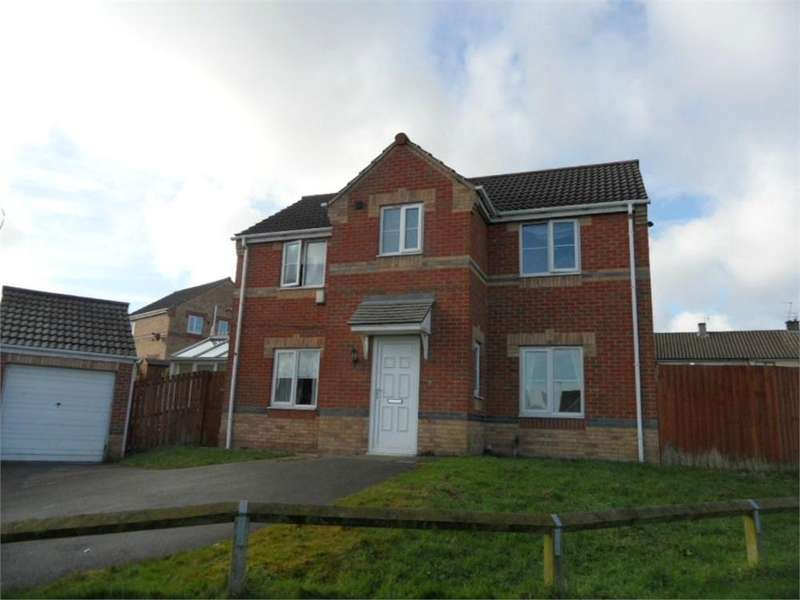 4 Bedrooms Detached House for sale in Raikes Avenue, BRADFORD 4, West Yorkshire