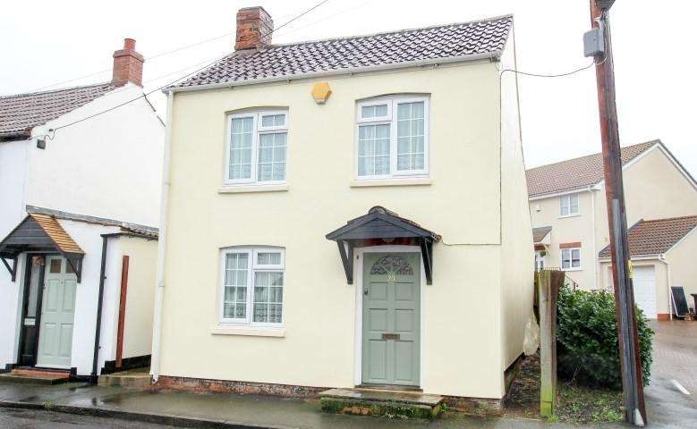 2 Bedrooms Village House for sale in Middle Street, Puriton TA7