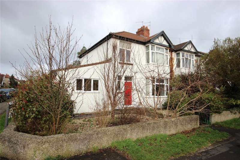 3 Bedrooms Semi Detached House for sale in Cherington Road, Westbury-on-Trym, Bristol, BS10