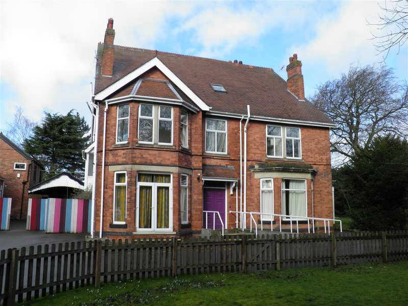 13 Bedrooms Detached House for sale in 'Ravenswood', 34 Ilkeston Road, Heanor