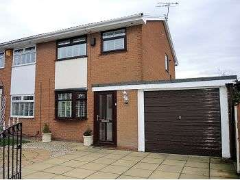3 Bedrooms Semi Detached House for sale in Springfield Way, West Derby, Liverpool