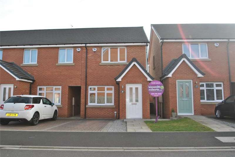 2 Bedrooms Terraced House for sale in Linthorpe Avenue, Seaham, Co Durham, SR7