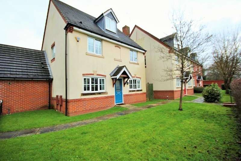 5 Bedrooms Detached House for sale in Uttoxeter Road, Blythe Bridge