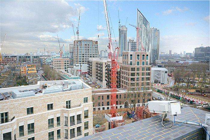 1 Bedroom Flat for sale in Hygate Street, SE17