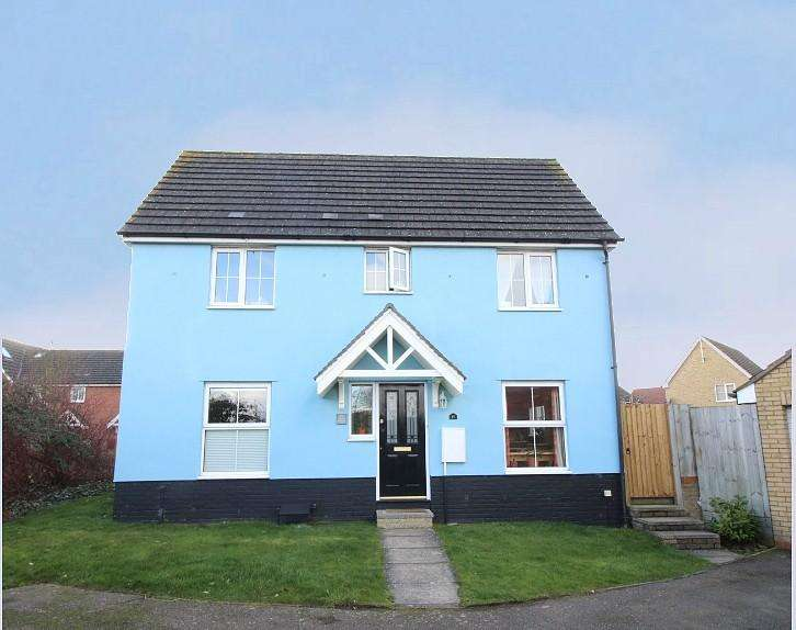 3 Bedrooms House for sale in Maximus Drive, Colchester