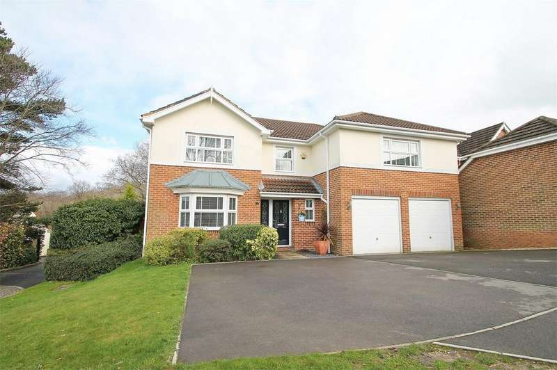 5 Bedrooms Detached House for sale in Wright Close, Whiteley, Fareham, Hampshire
