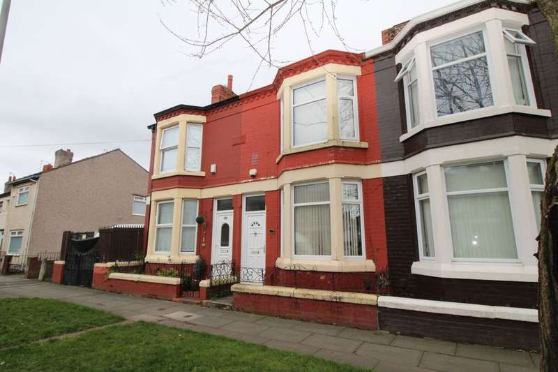 2 Bedrooms Property for sale in Ince Avenue, Anfield, Liverpool, L4