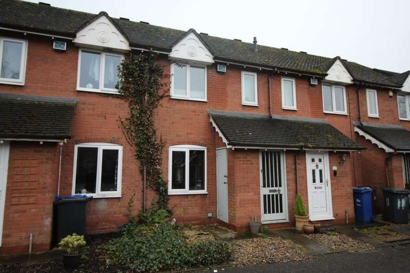 2 Bedrooms Property for sale in Blythfield, BURTON-ON-TRENT, DE14