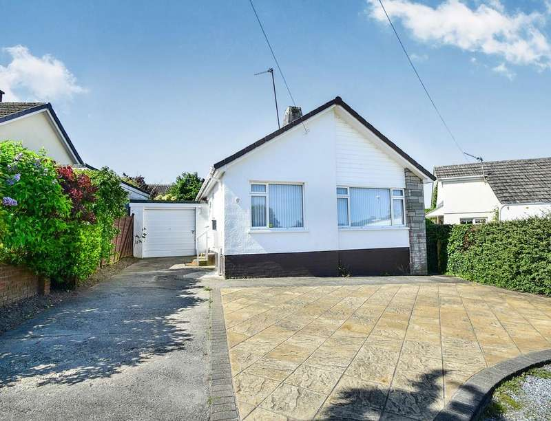 2 Bedrooms Detached Bungalow for sale in Bowden Road, Ipplepen, Newton Abbot, TQ12