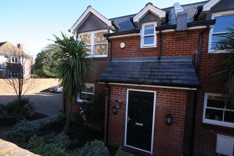 2 Bedrooms End Of Terrace House for sale in Wish Road, Eastbourne BN21