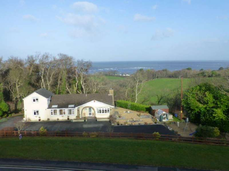 4 Bedrooms House for sale in New Quay, Ceredigion