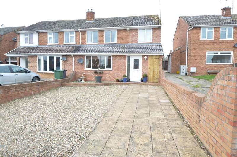 4 Bedrooms Semi Detached House for sale in Sparrow Close, Sible Hedingham, Halstead CO9
