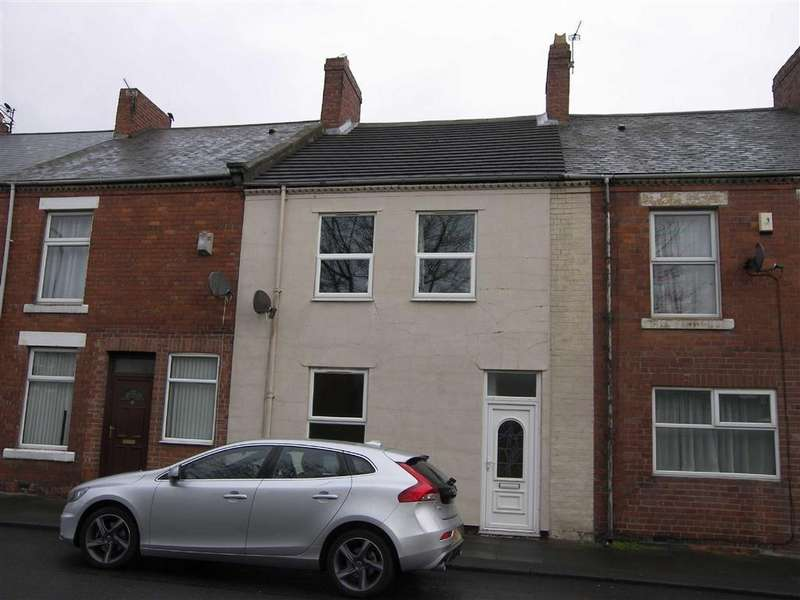 3 Bedrooms Terraced House for sale in Hartburn Terrace, Seaton Delaval, NE25