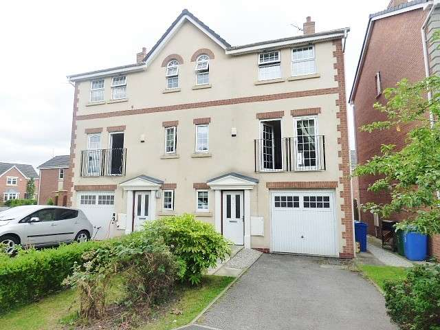 4 Bedrooms House for sale in Drayton Close, Great Sankey, Warrington