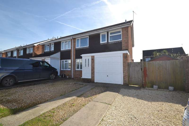 3 Bedrooms Semi Detached House for sale in Bishopstoke