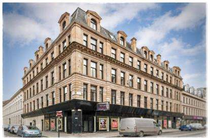 2 Bedrooms Flat for sale in Walls Street, Merchant City, Glasgow