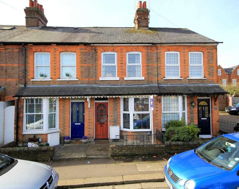 2 Bedrooms Cottage House for sale in 2 BED CHARACTER COTTAGE FIRST FLOOR BATH IN APSLEY, HP3