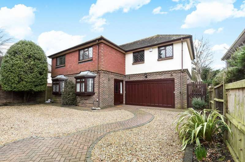 5 Bedrooms Detached House for sale in Southleigh Road, Havant, PO9