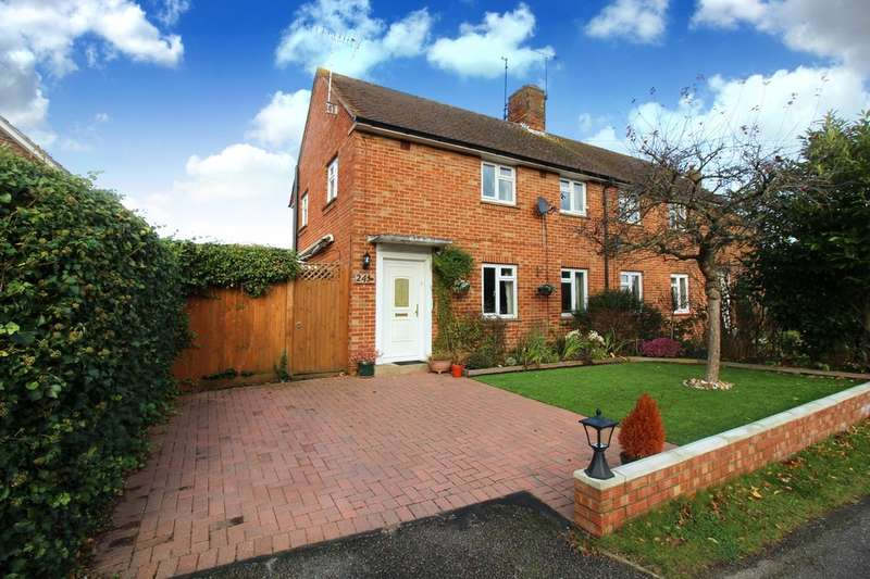 3 Bedrooms Semi Detached House for sale in The Hordens, Barns Green