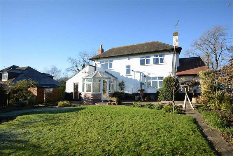 3 Bedrooms Detached House for sale in Keyworth Road, Wysall