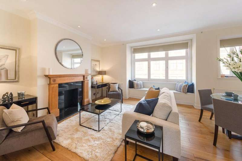 3 Bedrooms Maisonette Flat for sale in Hans Road, Knightsbridge, London, SW3