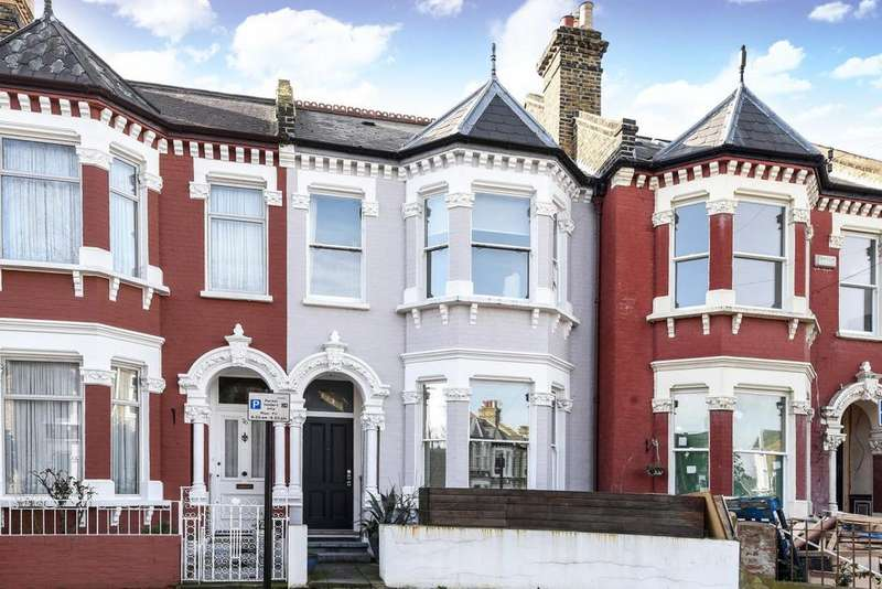 5 Bedrooms Terraced House for sale in Arodene Road, Brixton, SW2