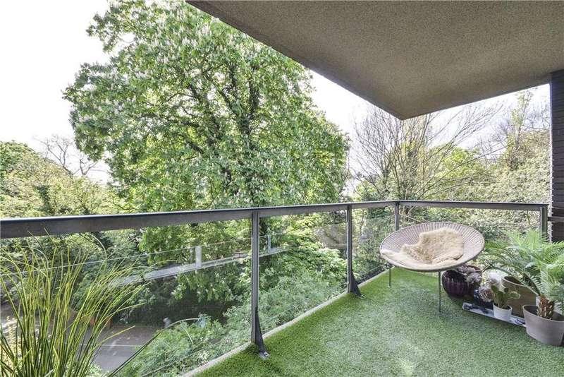 2 Bedrooms Flat for sale in Plane Tree House, Duchess of Bedfords Walk, Kensington, London, W8