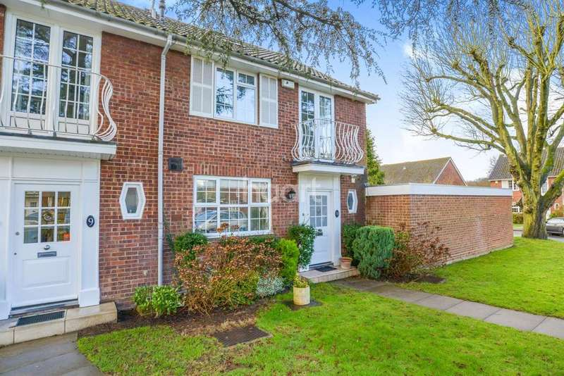 4 Bedrooms End Of Terrace House for sale in Sunningdale Close, Stanmore, HA7