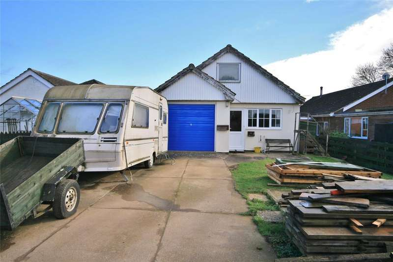 2 Bedrooms Detached Bungalow for sale in Frieston Path, Caythorpe, NG32