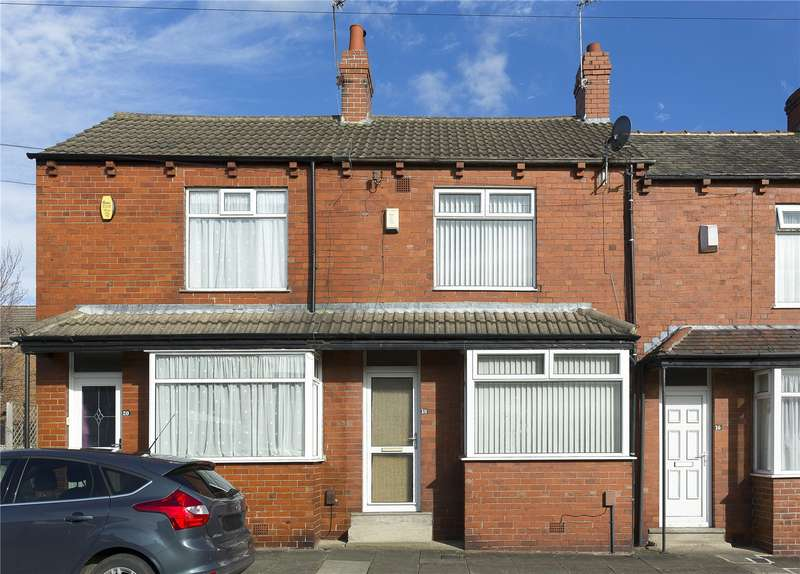 2 Bedrooms Terraced House for sale in Nora Terrace, Bramley, Leeds, LS13