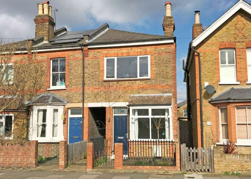 3 Bedrooms End Of Terrace House for sale in Kingston Upon Thames