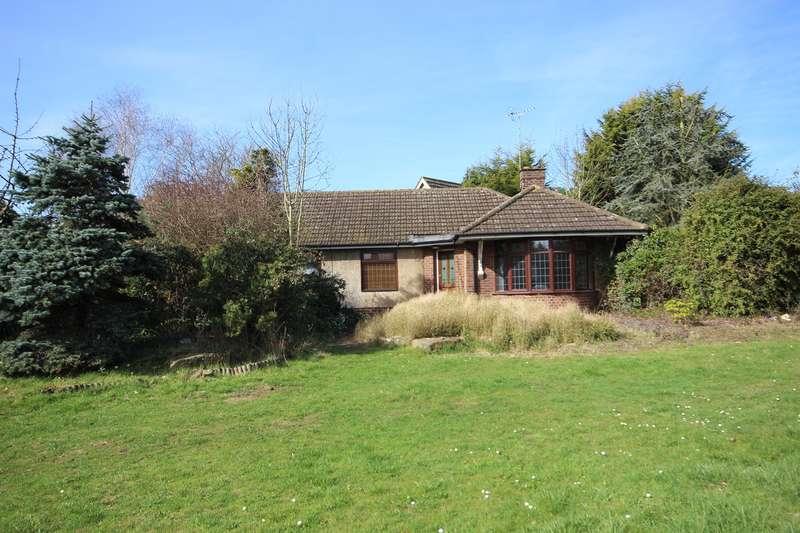 4 Bedrooms Detached Bungalow for sale in Bedford Road, Maulden, Bedford, MK45