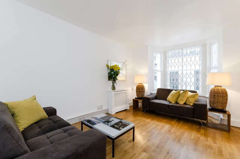 2 Bedrooms Flat for sale in Fairholme Road, Barons Court, W14