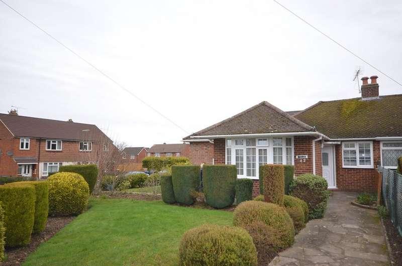 2 Bedrooms Semi Detached Bungalow for sale in Green Lane, Farnham