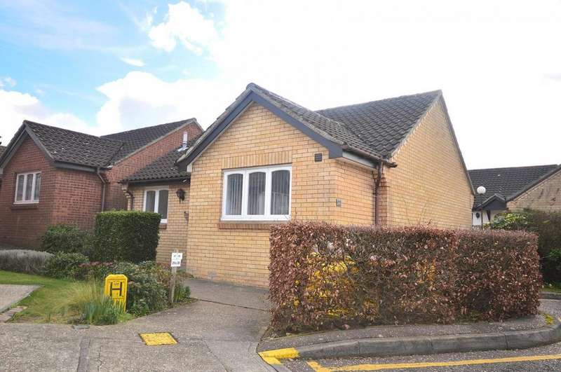 2 Bedrooms Detached Bungalow for sale in Newnham Green, Maldon, Essex, CM9