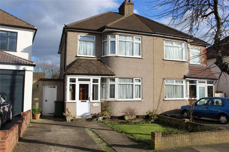 3 Bedrooms Semi Detached House for sale in Chepstow Avenue, Hornchurch, RM12