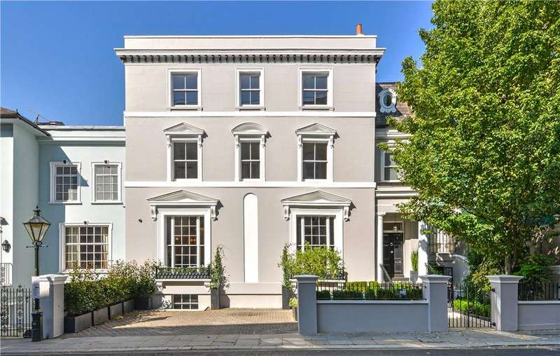 6 Bedrooms Detached House for sale in Victoria Road, Kensington, London, W8