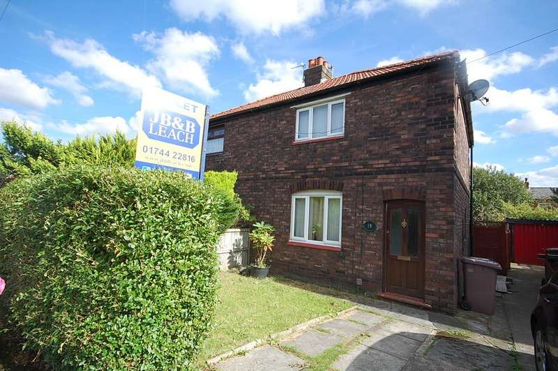 3 Bedrooms Semi Detached House for sale in Belvedere Avenue, Sutton Leach, St Helens