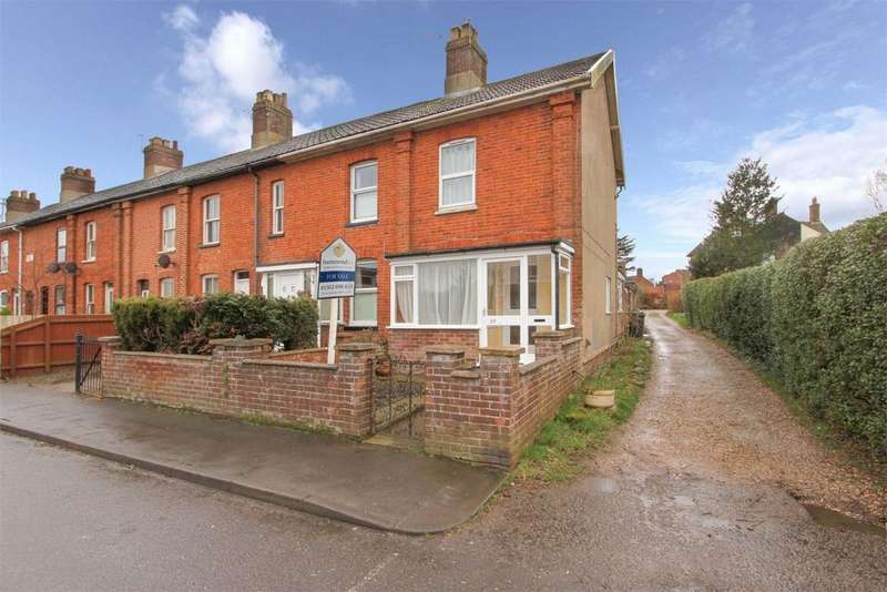 2 Bedrooms End Of Terrace House for sale in Kings Road, Dereham, Norfolk