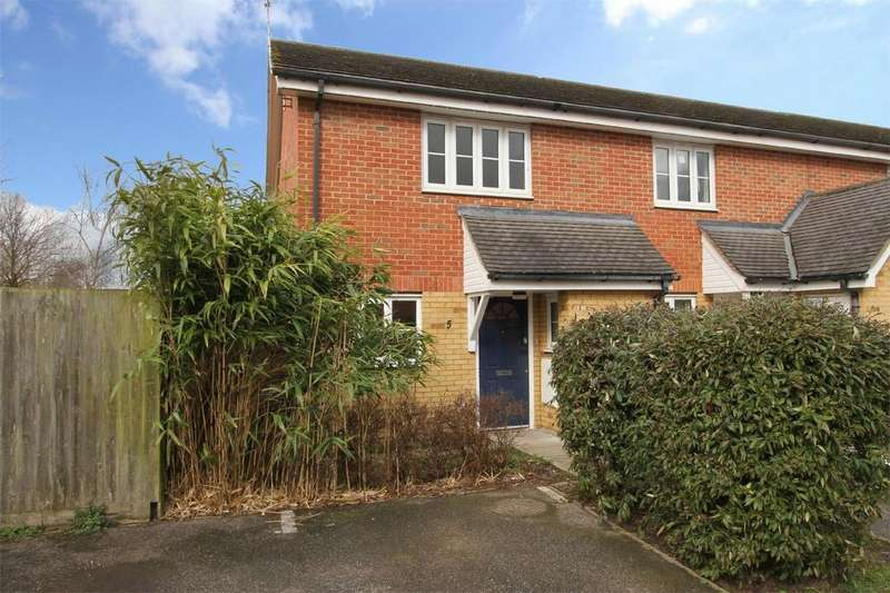 3 Bedrooms End Of Terrace House for sale in Helsinki Way, Dereham, Norfolk