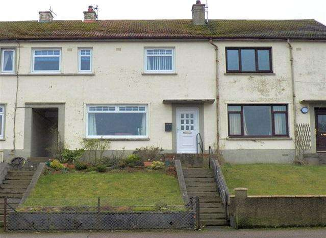 3 Bedrooms Terraced House for sale in 47 Davaar Avenue, Campbeltown, PA28 6NQ