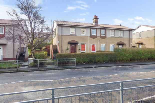 1 Bedroom Apartment Flat for sale in Drumry Road, Clydebank, Dunbartonshire, G81 2ND