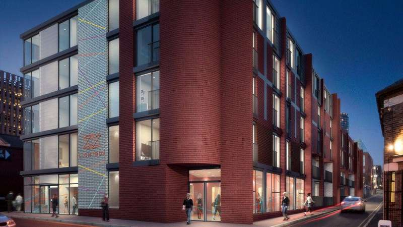 2 Bedrooms Apartment Flat for sale in Off Plan, LightBox, Hallam Lane, Sheffield S1