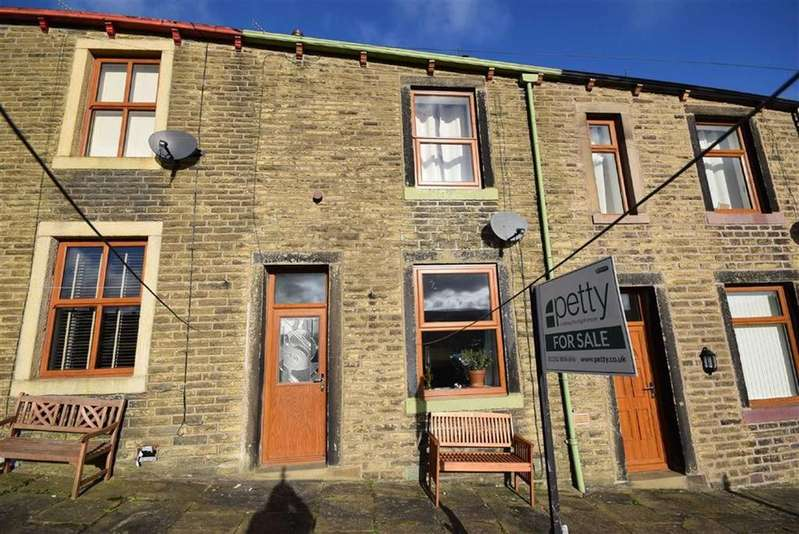 2 Bedrooms Terraced House for sale in Hall Meadows, Trawden, Lancashire