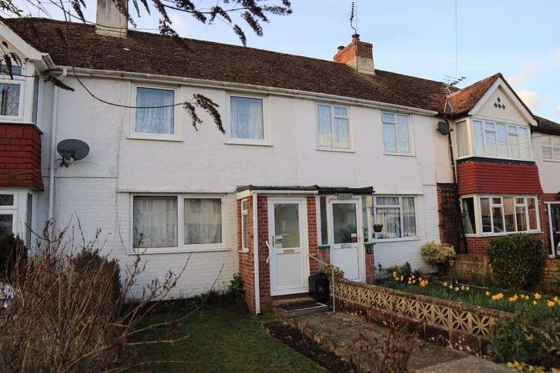 2 Bedrooms Terraced House for sale in Sutton Road, Totton