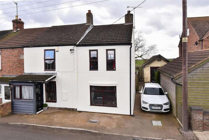 4 Bedrooms End Of Terrace House for sale in Austendyke Road, Weston Hills