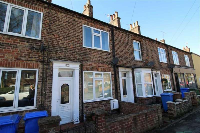 3 Bedrooms Terraced House for sale in Scarborough Road, Driffield, East Yorkshire