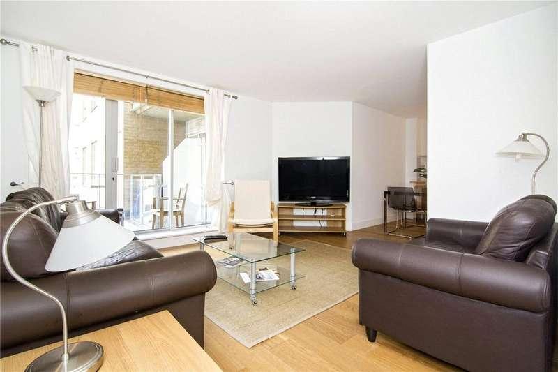 1 Bedroom Flat for sale in Adriatic Building, 51 Narrow Street, London, E14