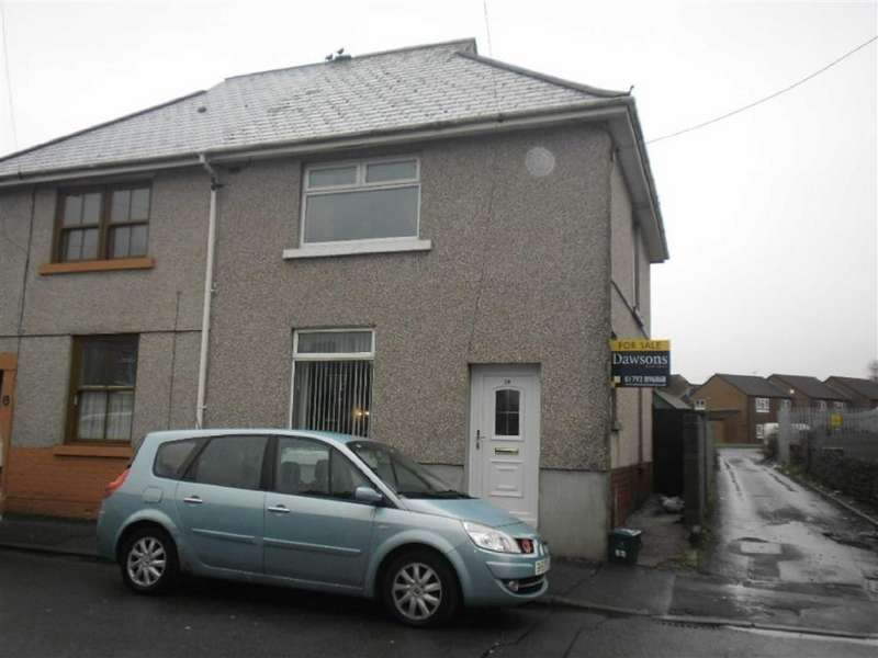 3 Bedrooms Semi Detached House for sale in Gwalia Crescent, Swansea, SA4